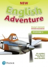 New English Adventure 2. Activity Book. Wydanie rozszerzone