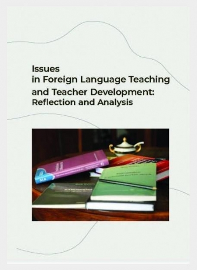 Issues in Foreign Language Teaching and Teacher... Jolanta Latkowska