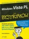 Windows Vista PL dla bystrzaków Rathbone Andy