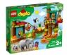 Lego Duplo: Tropikalna wyspa (10906) Wiek: 2+