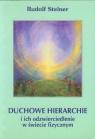 Duchowe hierachie i ich odzwierciedlenie w świecie fizycznym Zwierzyniec, Steiner Rudolf