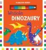 Flamaster wodny. Wesołe dinozaury Kozłowska Urszula