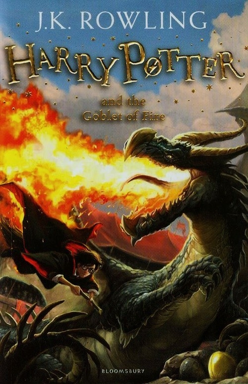 Harry Potter and the Goblet of Fire Rowling J.K.