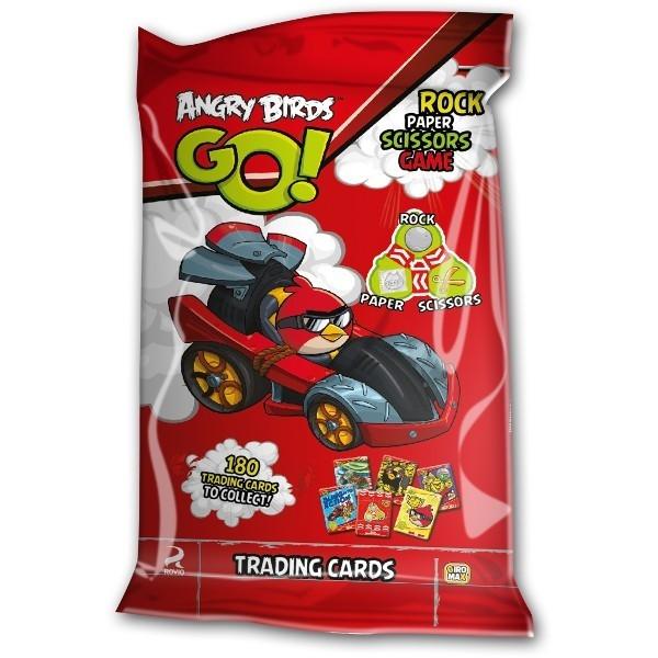 EPEE Angry Birds Karty, saszetka