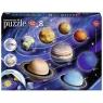 Puzzle 3D Układ Planet 522 elementy (RAP116683)