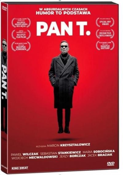 Pan T. (DVD) Marcin Krzyształowicz