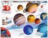 Puzzle 3D: Układ Planetarny (11668) Wiek: 7+