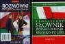 Słownik tematyczny polsko-włoski włosko-polski + CD