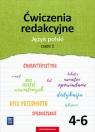 Ćwiczenia redakcyjne. Język polski. Zeszyt ćwiczeń. Część 1. Szkoła podstawowa