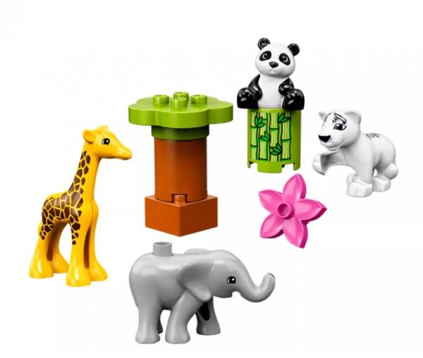 Lego Duplo: Małe Zwierzątka (10904)
