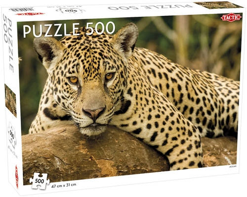 Puzzle 500: Jaguar