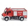 Siku 10 - Wóz strażacki Unimog - Wiek: 3+ (1068)