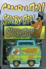 Scooby Doo Zestaw dwóch książek + zabawka