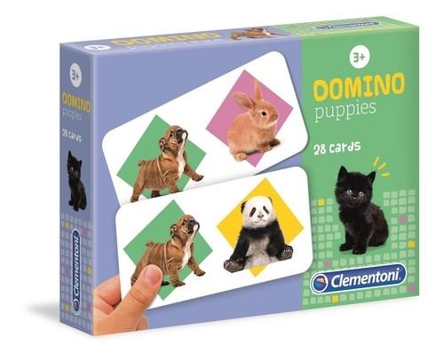 Domino puppies