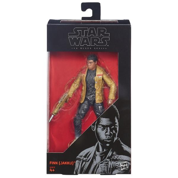 HASBRO Star Wars Finn Jakku 30 cm (B3908/B3910)