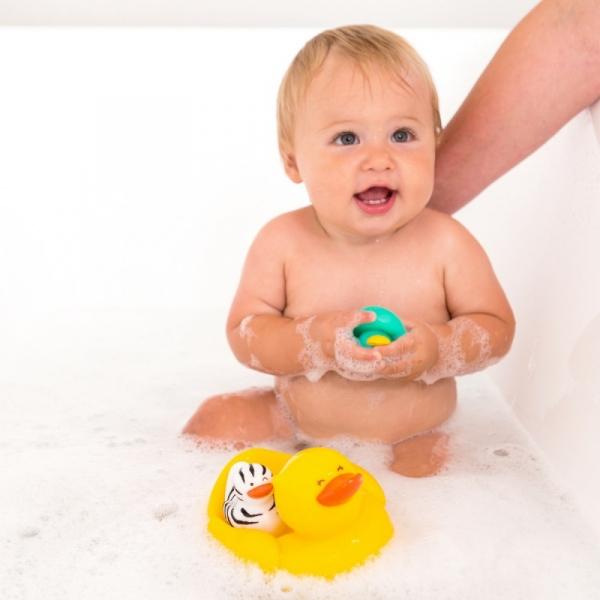 Infantino Rodzinka kaczek kąpielowych (150205068N)