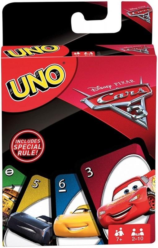 Gra Uno Auta 3 (FDJ15)