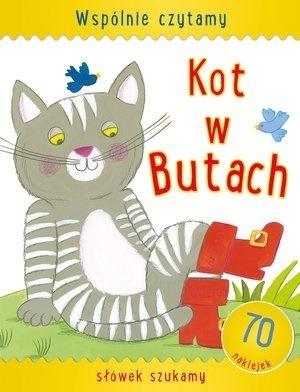 Wspólnie czytamy - Kot w Butach praca zbiorowa