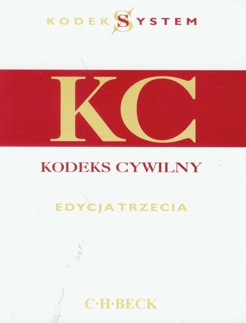 Kodeks cywilny edycja trzecia Rozwadowska-Herrmann Magdalena