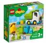 Lego Duplo: Śmieciarka i recykling (10945)