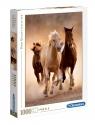 Puzzle HQC 1000: Galopujące konie (39168)