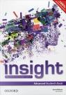 Insight Advanced Student's Book 640/4/2015 Wildman Jayne