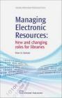 Managing Electronic Resources Peter M. Webster, P Webster