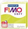 Fimo soft masa termoutwardzalna limonkowa (8020-52)