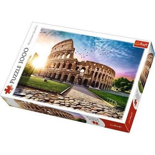Puzzle 1000: Koloseum w promieniach słońca (10468)