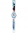 Zegarek analogowy w metalowym opakowaniu - Frozen (WD21202)