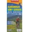 Karkonosze, Góry Izerskie, 1:50 000 - mapa rowerowa