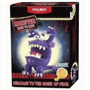 Ciasto - pianka Monster fioletowy PAULINDA