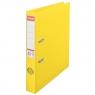 Segregator dźwigniowy a4/50  Esselte Vivida No.1 Power A4 żółty (624074)