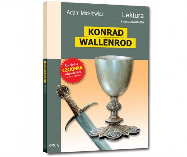 Konrad Wallenrod Adam Mickiewicz