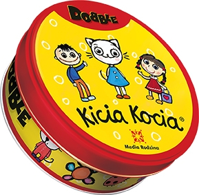 Dobble Kicia Kocia