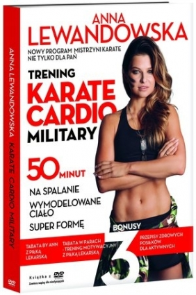 Anna Lewandowska: Trening Karate Cardio Military