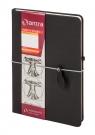 Renesans A5 Notes kropki czarny