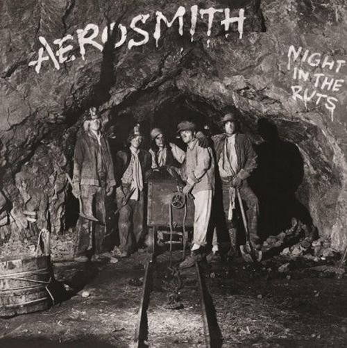 Night In The Ruts Aerosmith