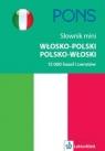 Słownik Mini włosko-polski polsko-włoski