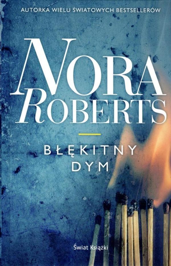 Błękitny dym (OT) Nora Roberts