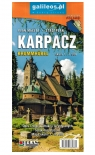 Karpacz - Mapa / Plan miasta 1:7 500 (wydanie 2020)