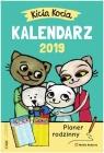 Kalendarz Kicia Kocia 2019 Głowińska Anita
