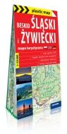 Beskid Śląski i Żywiecki; foliowana mapa turystyczna 1:50 000
