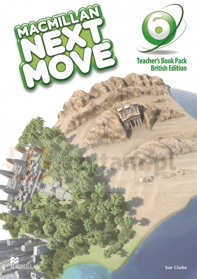 Macmillan Next Move 6 TB Sue Clark