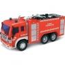 Straż pożarna Auto na radio ze światłem 1:16