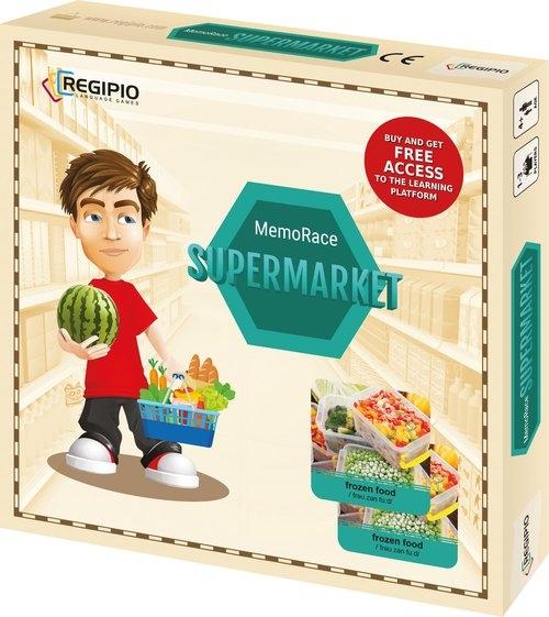 MemoRace Supermarket
