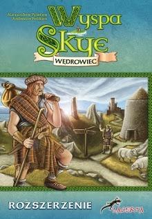 Wyspa Skye: Wędrowiec (rozszerzenie)