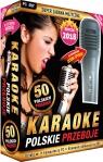 Karaoke Polskie Przeboje edycja 2018 z mikrofonem (PC-DVD)