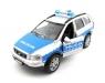Auto policyjne Volvo 14 cm - dźwięk i światła