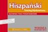 Hiszpański - Trening błyskawiczny. Słownictwo podstawowe